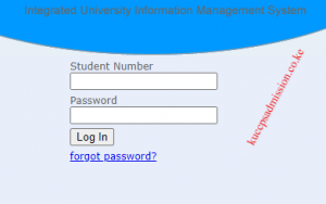 Egerton University (EU) Students Portal