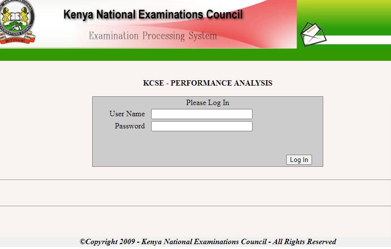 KNEC Result